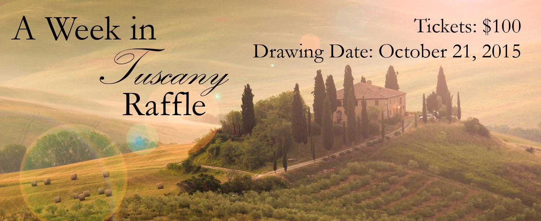 Tuscany Raffle | Augusta Museum of History
