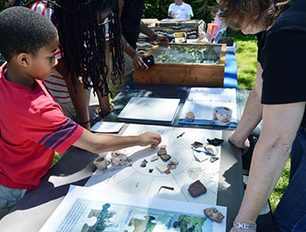 Archaeology  Day  Image | Augusta Museum of History