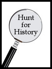 Hunt for History Button | Augusta Museum of History