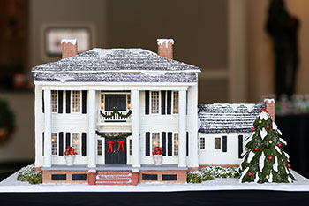 Gingerbread Village button   Augusta Museum of History