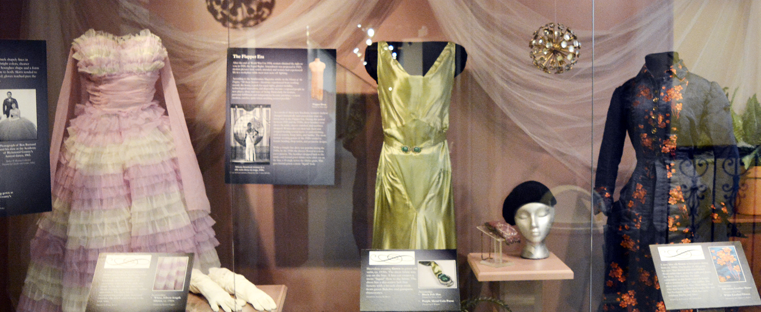 Glamorous Gowns slide | Augusta Museum of History
