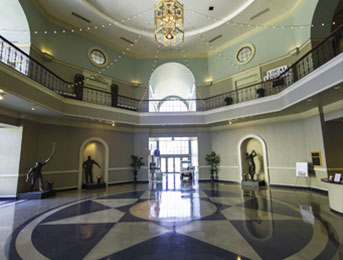 Wedding Event Rentals Rotunda Venue | Augusta Museum of History