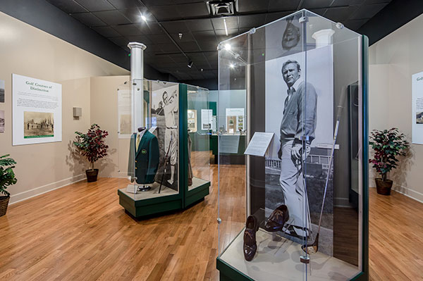 Golf Clothing Display | Augusta Museum of History