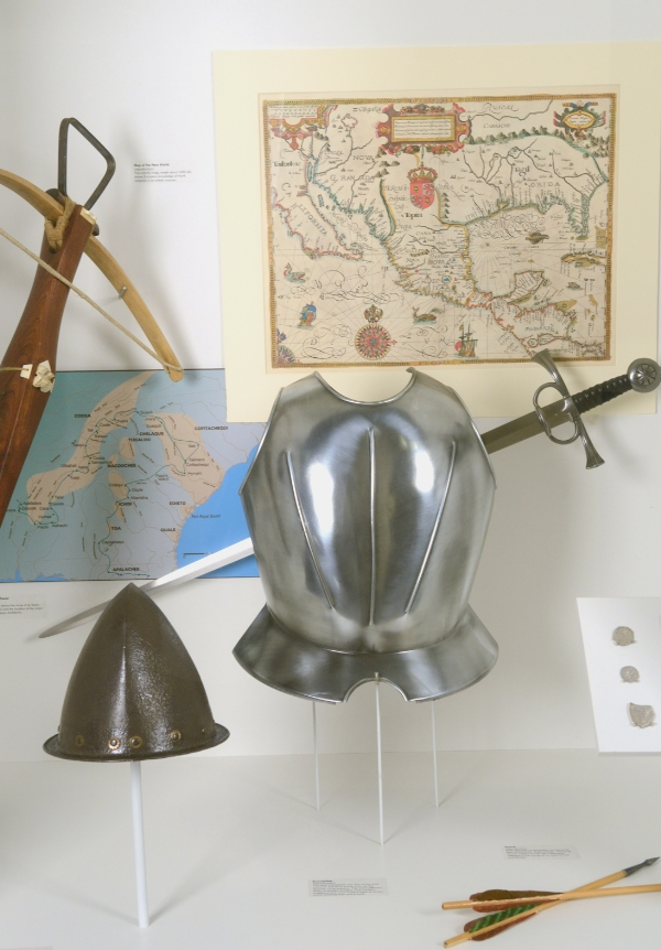 Augusta's Story Colonial Armor | Augusta Museum of History