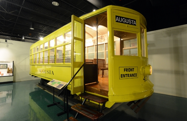 Transportation Image 1 | Augusta Museum of History
