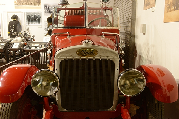 Fire Truck | Augusta Museum of History