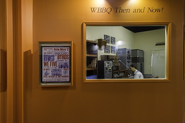 WBBQ Radio Booth 1 | Augusta Museum of History
