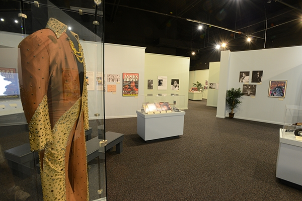 James Brown Exhibit 1 | Augusta Museum of History