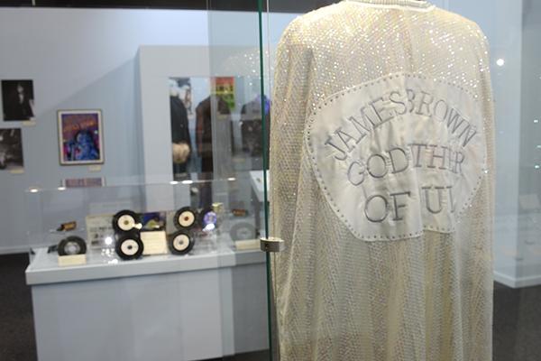James Brown Exhibit Cape | Augusta Museum of History
