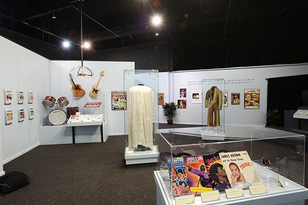 James Brown Exhibit 2 | Augusta Museum of History
