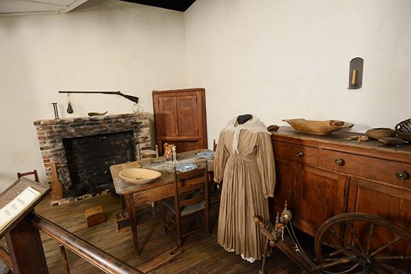 Augusta's Story - Antebellum Kitchen | Augusta Museum of History