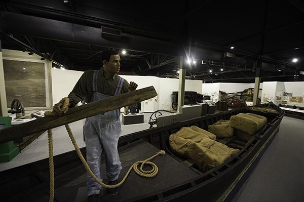 Augusta's Story - Petersburg Boat | Augusta Museum of History