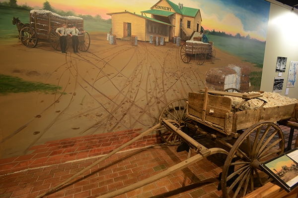 Transportation - Cotton Wagon | Augusta Museum of History