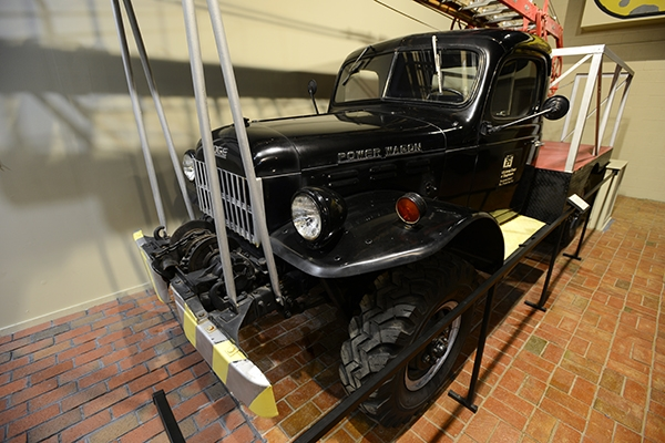 Transportation - Dodge Power Wagon | Augusta Museum of History
