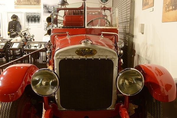 Transportation - Fire Truck | Augusta Museum of History