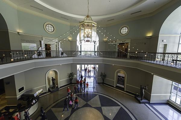 Exhibitions Main Pg - Rotunda 2 | Augusta Museum of History