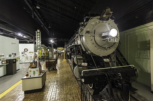Exhibitions Main Pg - Transportation | Augusta Museum of History