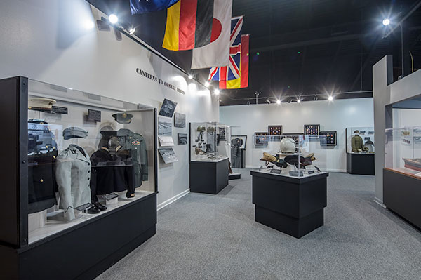 Canteens to Combat Boots - Full Exhibit