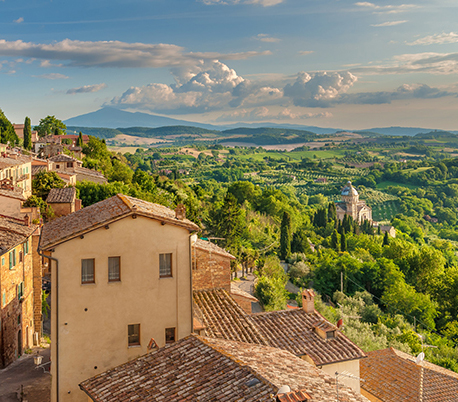 Tuscan Landscape | Augusta Museum of History