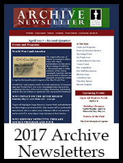2017 Archive Newsletter Button | Augusta Museum of History