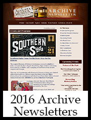 2016 Archive Newsletter Button | Augusta Museum of History