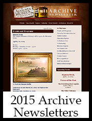2015 Archive Newsletter Button | Augusta Museum of History