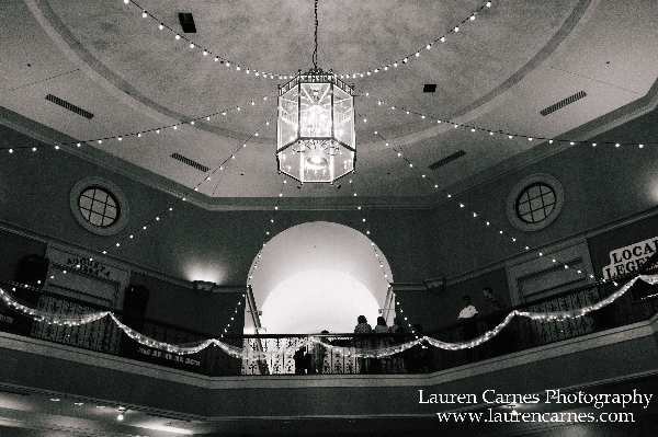 Rotunda Light LCP Wedding Event Venue | Augusta Museum of History