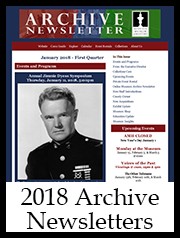 2018 Archive Newsletters | Augusta Museum of History