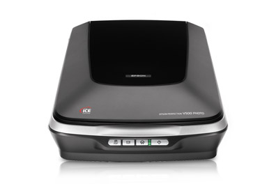 Scanning and Access Epson V500