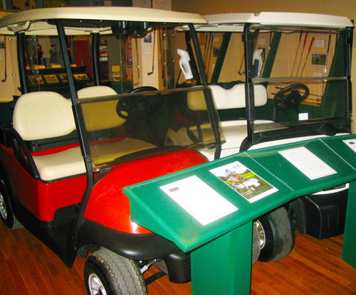 Golf Car resize | Augusta Museum of History
