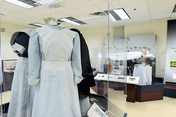 Medical Nurse uniforms Resize | Augusta Museum of History