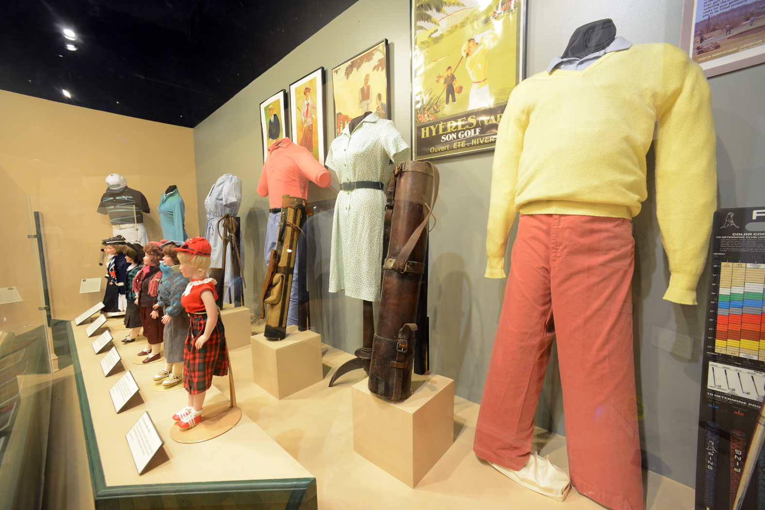 GOLF CLOTHING | Augusta Museum of History