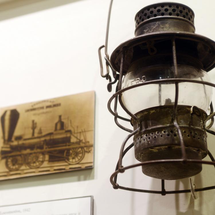 RAILROADTHUMB | Augusta Museum of History