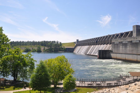 Strom Thurmond Dam Photo | Augusta Museum of History