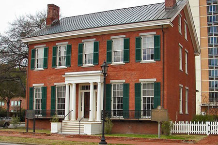 Boyhood Home of President Woodrow Wilson Photo | Augusta Museum of History