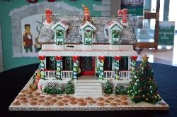 People's Choice Winner: Bellevue Hall- Blue Ruby Cakes