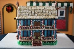 Ezekiel Harris House-Big Day Cakes
