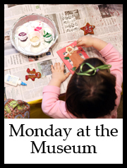 Monday at the Museum Button | Augusta Museum of History