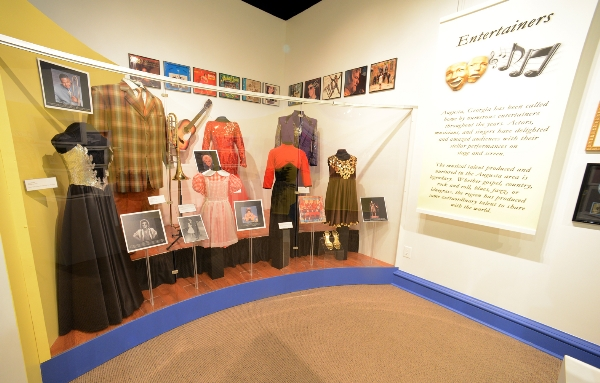 Local Legends - Entertainers | Augusta Museum of History