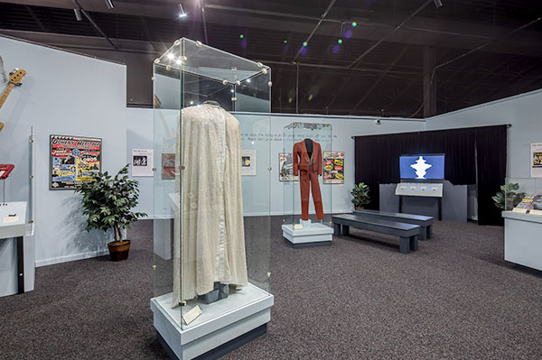 James Brown Exhibit Records | Augusta Museum of History