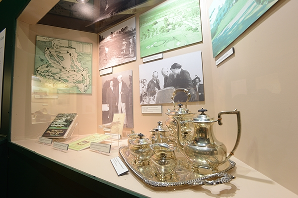 Augusta National Case | Augusta Museum of History