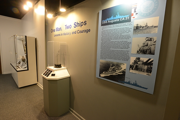 One Man, Two Ships 1 | Augusta Museum of History