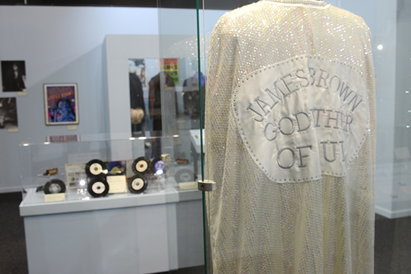 James Brown Exhibit Cape | Augusta Museum of History