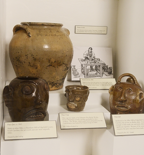 Augusta's Story - Face Jugs | Augusta Museum of History