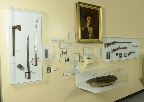 Augusta's Story - Revolutionary War | Augusta Museum of History