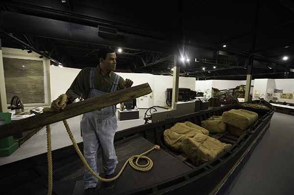 Augusta's Story - Petersburg Boat | Augusta Museum of History