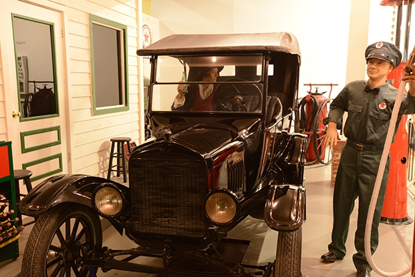 Transportation - Texaco | Augusta Museum of History