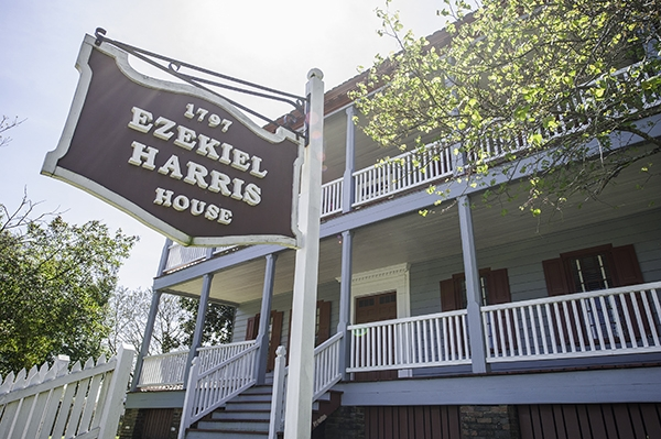 Ezekiel Harris Sign | Augusta Museum of History