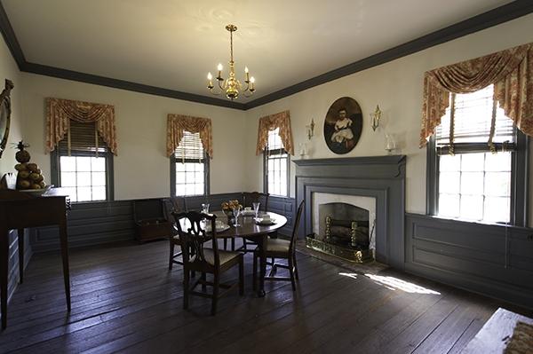 Ezekiel Harris Interior 1   Augusta Museum of History