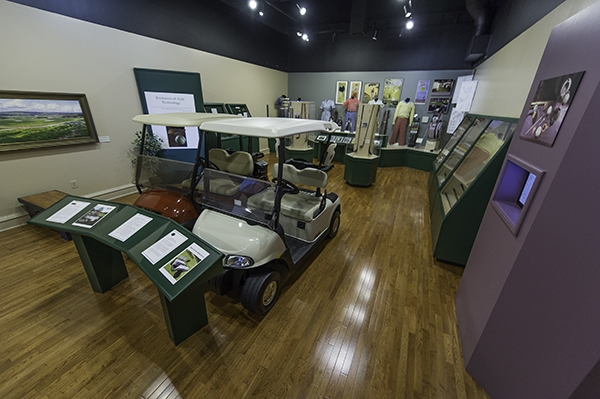 Exhibitions Main Pg - Golf | Augusta Museum of History